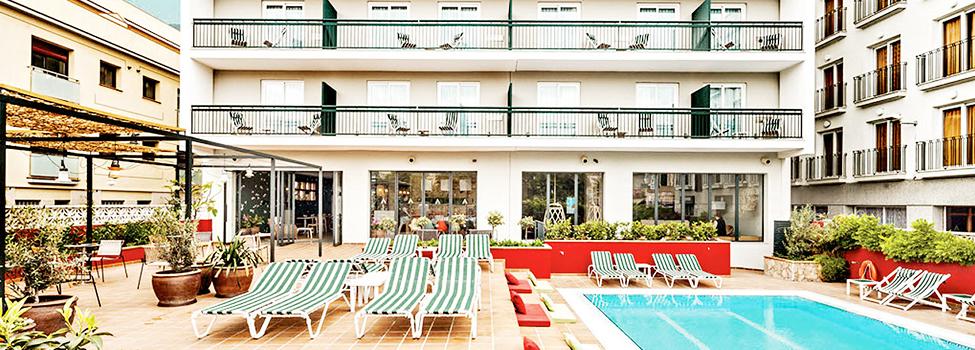 Aqua Hotel Bertran, Lloret del Mar, Costa Brava, Espanja