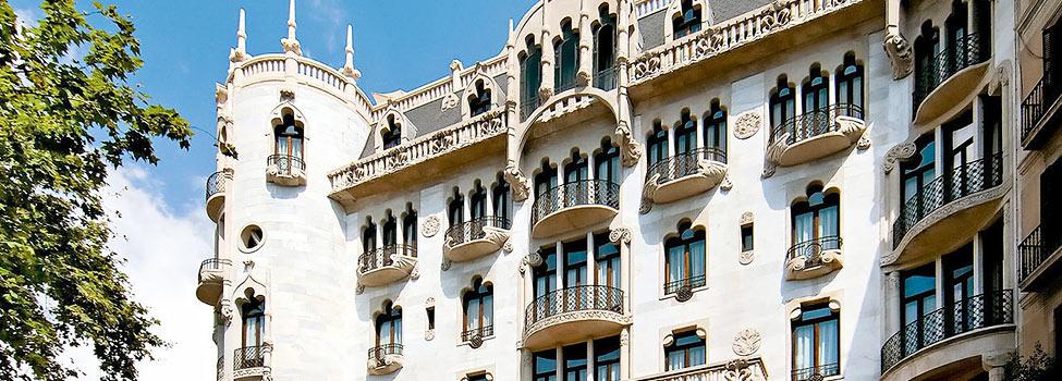 Casa Fuster, Barcelona, Barcelonan alue, Espanja