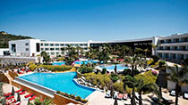 Rentoudu spa-hotellissa - Dolce Sitges.