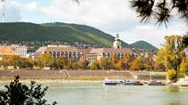 Aquincum Hotel Budapest – yksi suosituista romanttisista hotelleistamme.