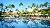 Nusa Dua Beach Hotel & Spa – sinulle, joka haluat rauhaa ja hiljaisuutta.