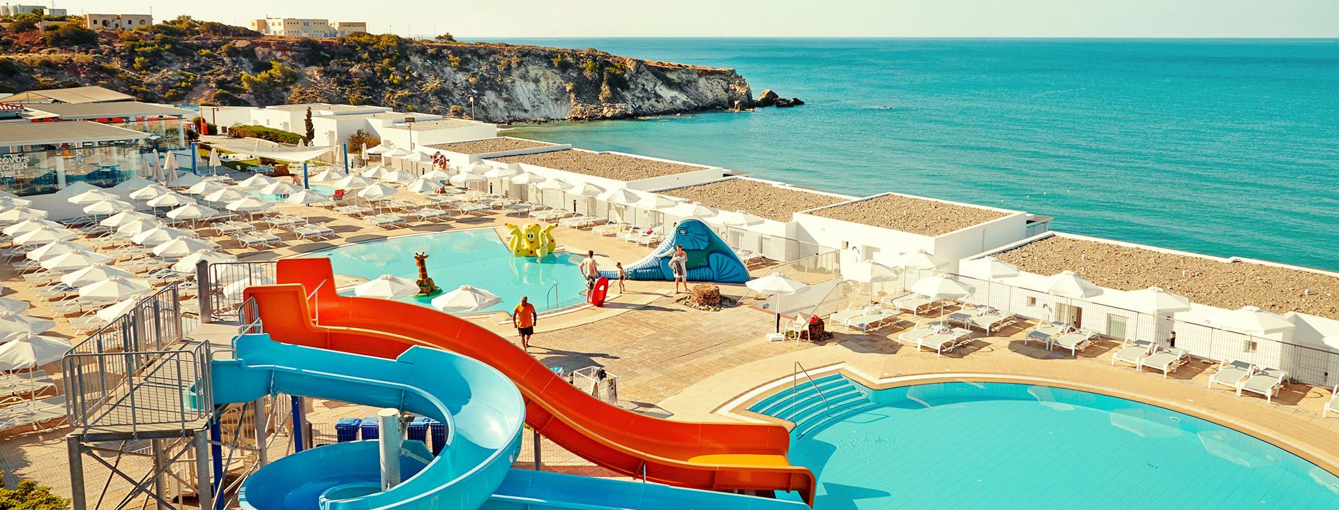 Sunwing Makrigialos Beach, Makrigialos, Kreeta, Kreikka