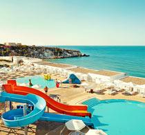 Sunwing Makrigialos Beach – kaikkea onnistuneeseen perhelomaan.