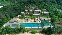 Rentoudu spa-hotellissa - Hyatt Regency Phuket.