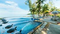 Rentoudu spa-hotellissa - Emerald Beach Resort & Spa.