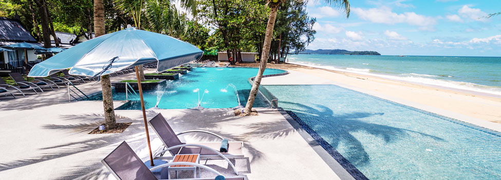 Emerald Beach Resort & Spa, Khao Lak, Phuket, Thaimaa