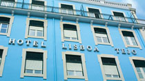 Hotelli Hotel Lisboa Tejo ¬– Tjäreborgin valitsema