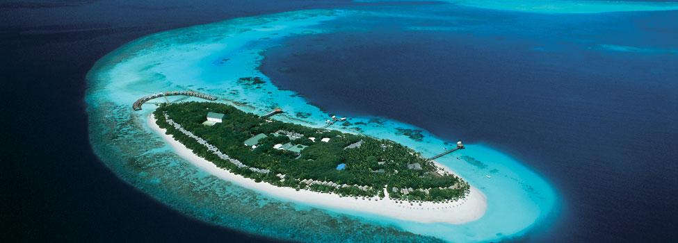 Reethi Beach Resort, Malediivit, Malediivit