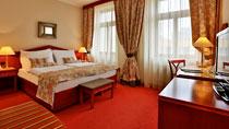 Hotelli Carlton ¬– Tjäreborgin valitsema