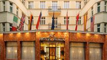 K+K Hotel Fenix – yksi suosituista romanttisista hotelleistamme.