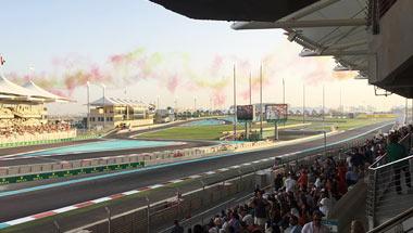 Abu Dhabin Formula 1