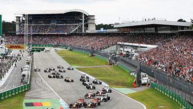 Saksan Formula 1