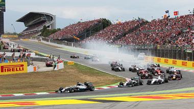 Espanjan Formula 1