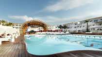 Ushuaïa Ibiza Club Hotel – vain aikuisille.