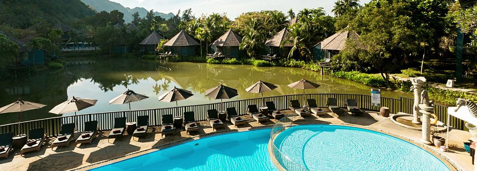 Peace Laguna, Ao Nang, Krabi, Thaimaa