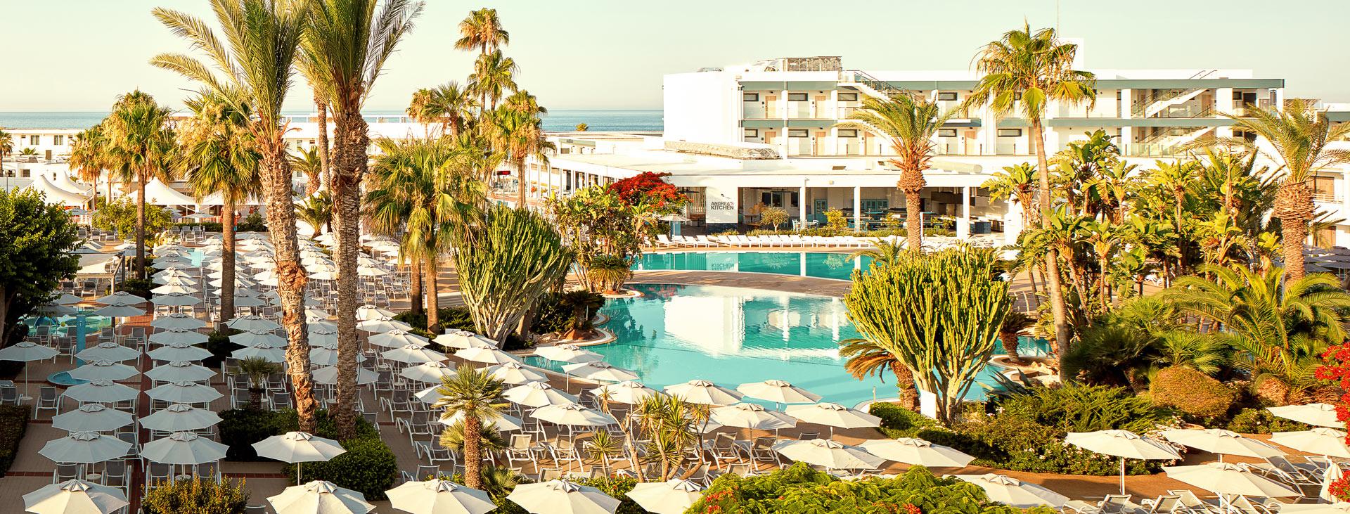 Sunwing Sandy Bay Beach, Ayia Napa, Kypros