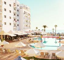 SunConnect Rising Star – lapsiystävällinen hotelli perhelomalle.