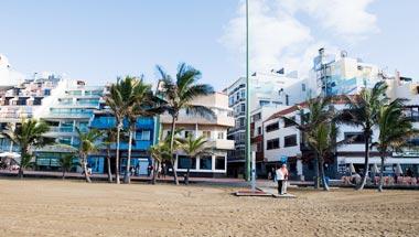 Canteras Playa