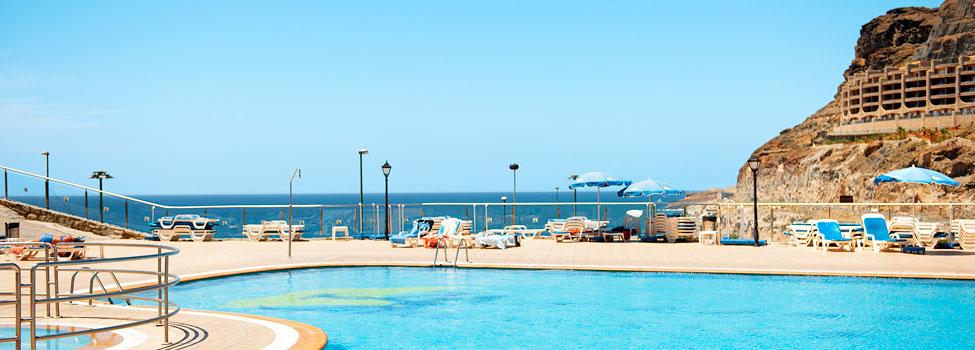 Mirador del Atlantico, Playa de Amadores, Gran Canaria, Kanariansaaret