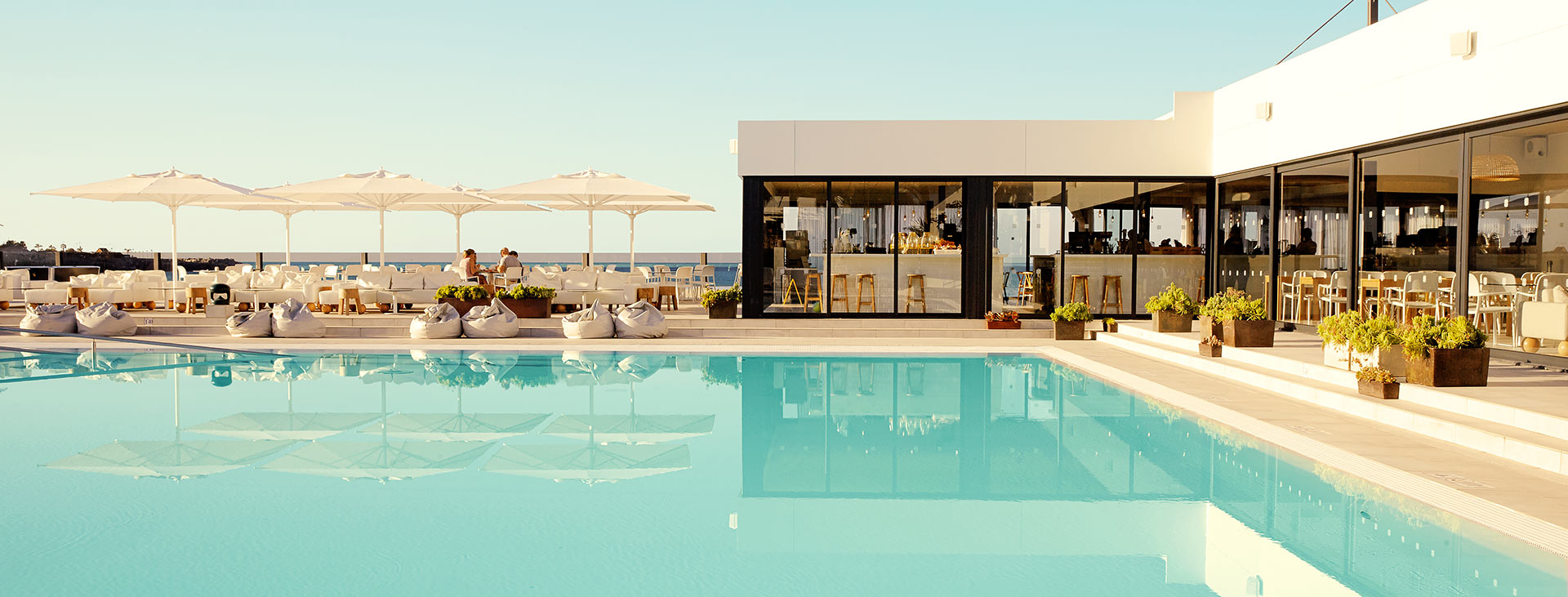 Ocean Beach Club - Gran Canaria, Playa del Cura, Gran Canaria, Kanariansaaret