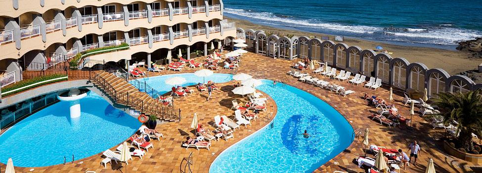 San Agustin Beach Club, San Agustin, Gran Canaria, Kanariansaaret