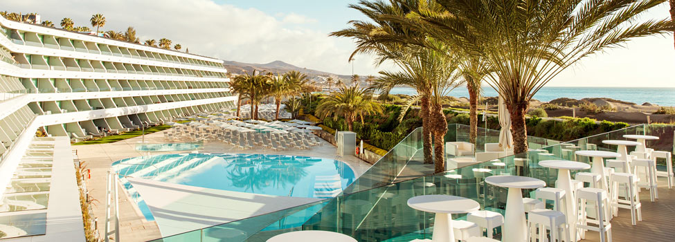 Santa Monica Suites Hotel, Playa del Inglés, Gran Canaria, Kanariansaaret