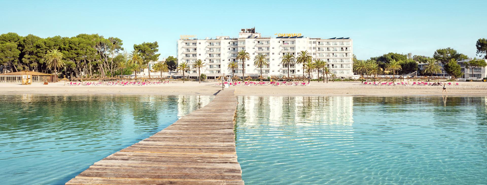 Sunwing Alcudia Beach, Alcudia, Mallorca, Espanja