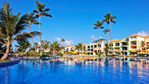 Ocean Blue & Sand – perhehotelli hyvillä lapsialennuksilla.