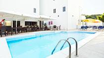 Hotelli Ialyssos City ¬– Tjäreborgin valitsema
