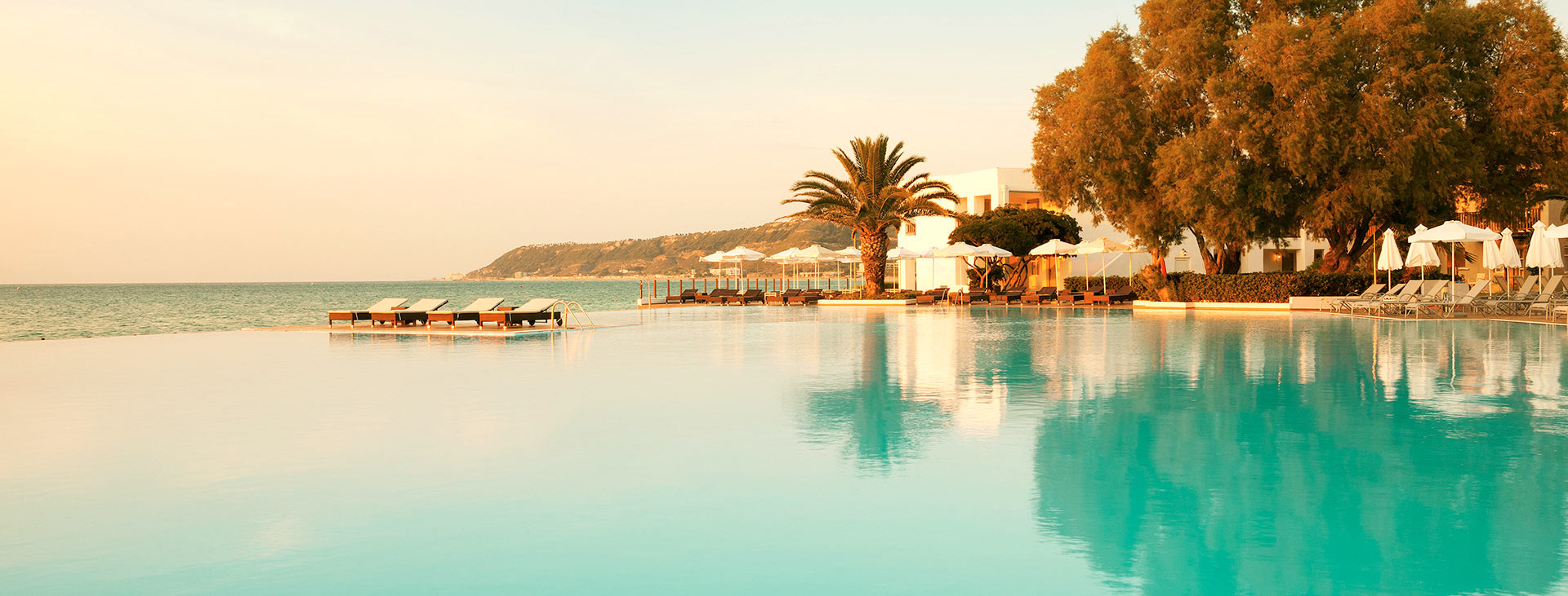 Sunprime Miramare Beach, Rodoksen länsirannikko, Rodos, Kreikka