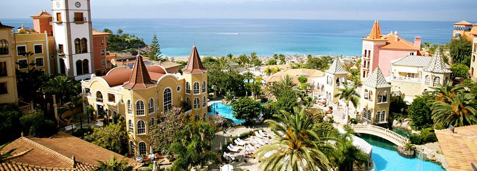 Bahia del Duque , Playa de las Americas, Teneriffa, Kanariansaaret