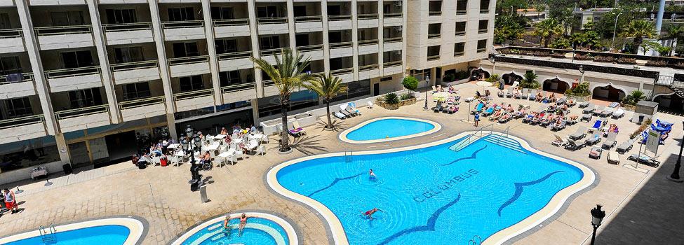 Aparthotel Kn Columbus, Playa de las Americas, Teneriffa, Kanariansaaret