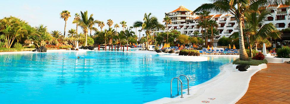 Parque Santiago 4, Playa de las Americas, Teneriffa, Kanariansaaret