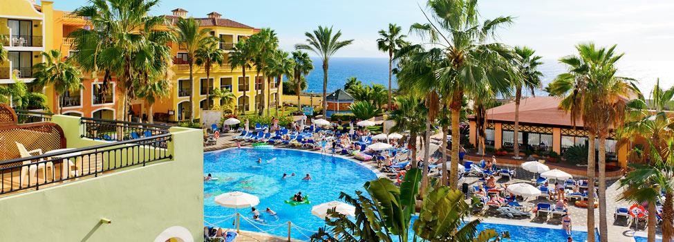 Bahia Principe Tenerife, Playa Paraiso, Teneriffa, Kanariansaaret