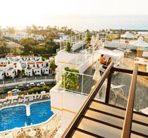 Sunprime Ocean View – sinulle, joka haluat loman ilman lapsia.