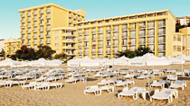 All Inclusive SENTIDO Marea-hotellissa.