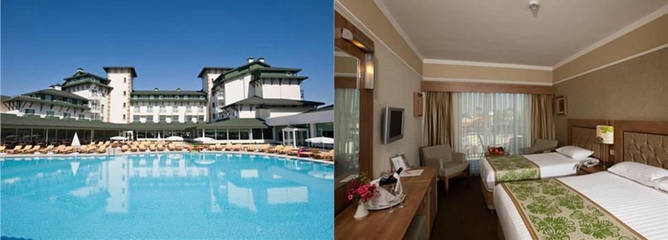 Vera Verde Resort (ex Innova Resort and Spa Belek), Belek, Antalyan alue, Turkki