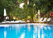 Pool & Beach, Sunprime Dogan Side Beach