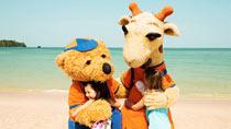 Lasten aktiviteetit, Sunwing Kamala Beach