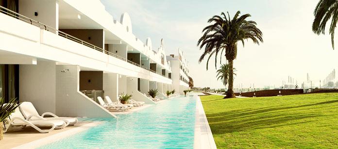 Asuminen, Ocean Beach Club – Gran Canaria