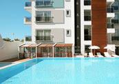 Pool & Beach, Sunprime Alanya Beach