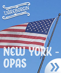 New Yorkin kaupunkiopas