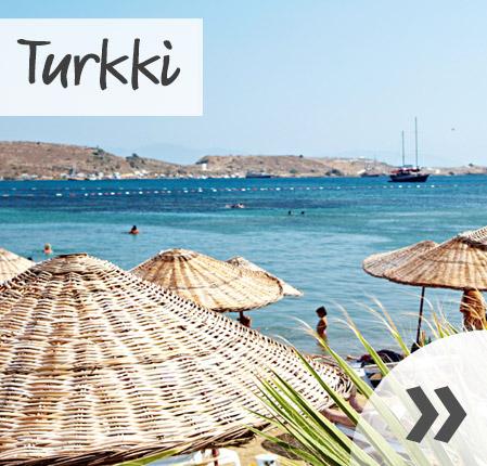 Turkin matkat