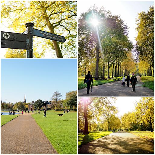 Lontoo, Hyde Park
