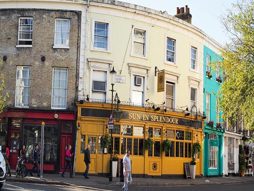 Lontoo, Notting Hill