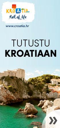 Kroatiaan