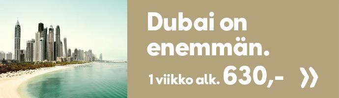 Dubai on enemmän