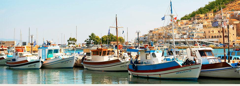 Matkat Kreikkaan