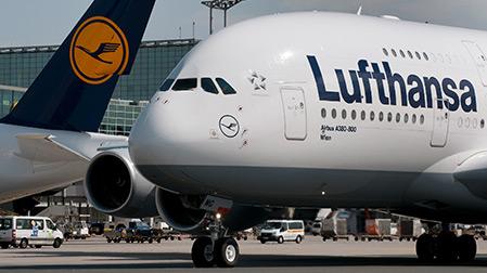 Lufthansa-kampanja