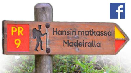 Hansin matkassa Madeiralla